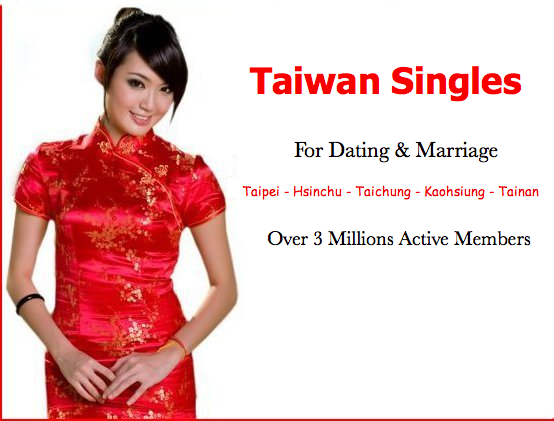 Dating sites in taiwan
